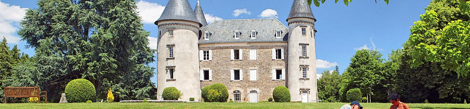 Château de Leychoisier
