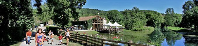 Camping La Forge de Sainte Marie