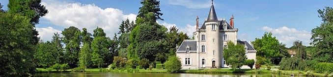 Camping Château de Poinsouze