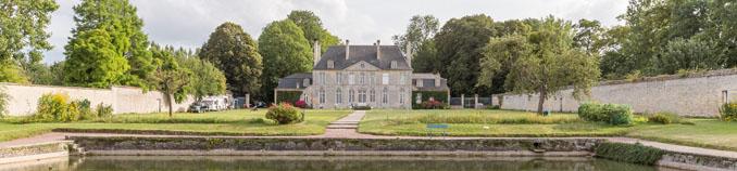 Camping Château de Martragny